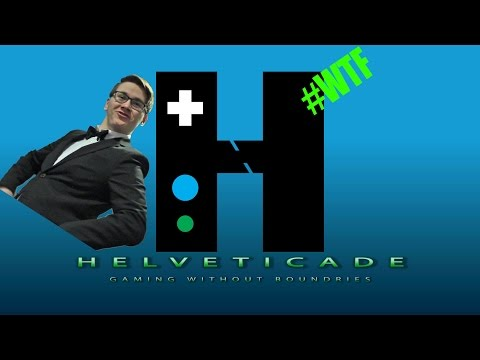 The Helveticade! - THE ULTIMATE GAMING CONSOLE