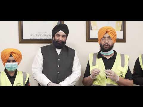 Sewa by Guru Nanak Darbar Gurudwara Dubai – Chartering special flights to Punjab during COVID-19 (E)