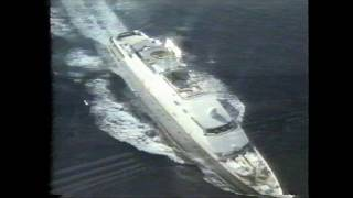 Yacht Nabila, Which Became TRUMP PRINCESS and Now Is Kingdom 5KR