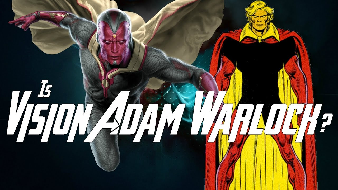 Is Vision Taking on the Role of Adam Warlock in Avengers Infinity War?