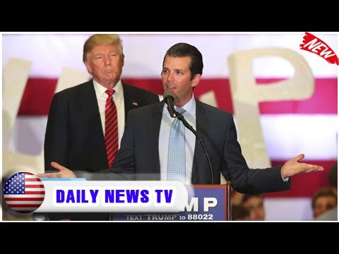 Trump jr releases private twitter exchanges with wikileaks| Daily News TV