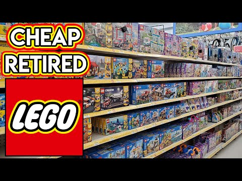 Retired LEGO Deal At Walmart