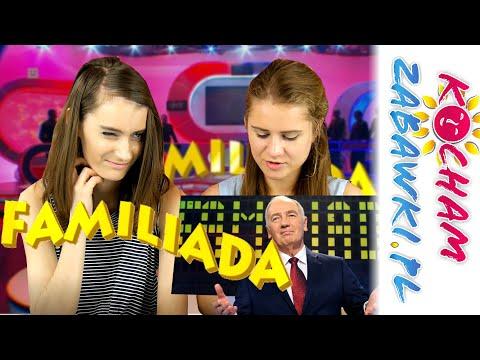 Familiada 🎲 CHALLENGE 🎰 Gra Monia I Agatka