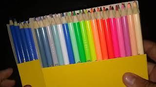 Serigrafiado de cada color de Crayola 120 / Arte con Daniel