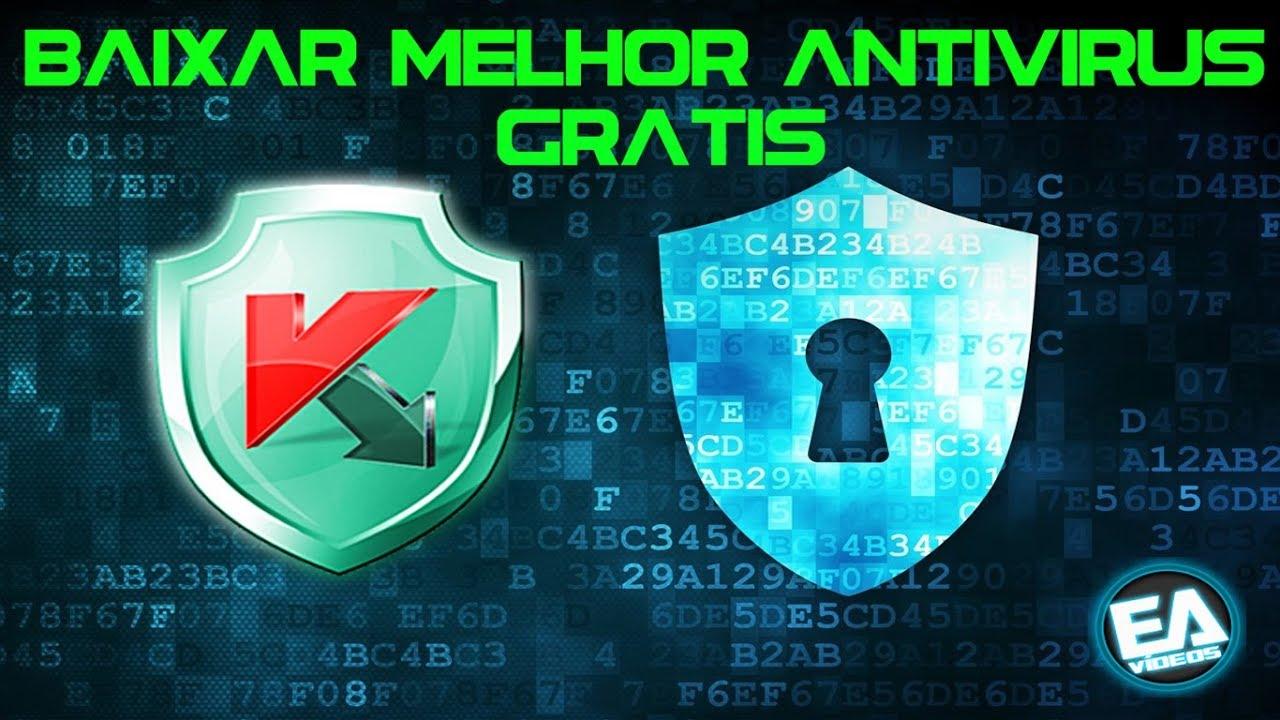 melhor antivirus gratuito 2019