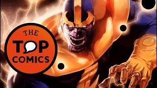 El origen secreto de Thanos