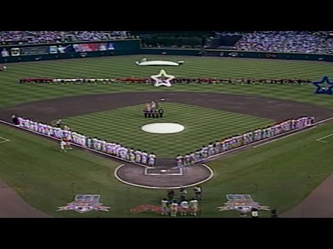 1997 All-Star Game: AL defeats the NL, 3-1, at Jacobs Field