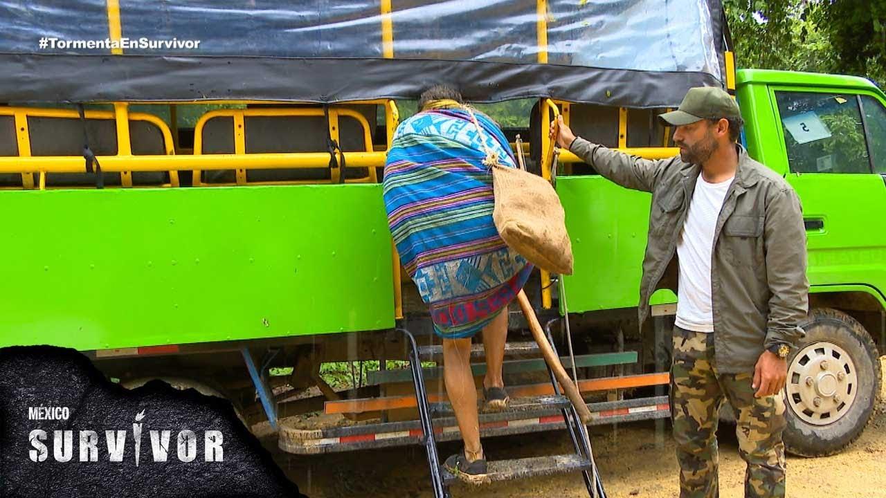 Los sobrevivientes fueron evacuados urgentemente de sus campamentos. | Survivor México