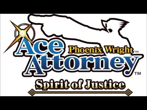 Athena Cykes ~ Courtroom Révolutionnaire 2016 - Ace Attorney: Spirit of Justice Music Extended