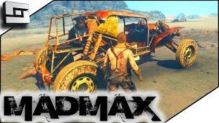 Mad Max Gameplay - CHUM'S BUGGY! ( Walkthrough ) Part 8
