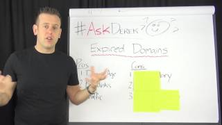 #AskDerek: How Expired Domains Can Fast Track Your Google Rankings