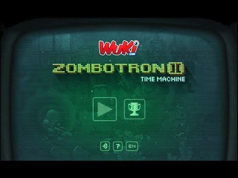 Играть в Зомботрон 2 Машина времени Игры стрелялки