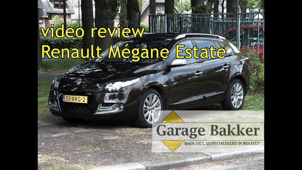 video review renault m gane estate dci 110 gt line 2012 01 xrg 2 youtube. Black Bedroom Furniture Sets. Home Design Ideas
