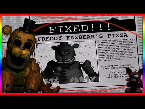 скачать игру Super Five Nights At Freddy S через торрент - фото 7