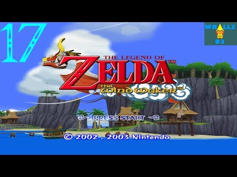 Legend Of Zelda Wind Waker (Part 17) Greatfish Isle