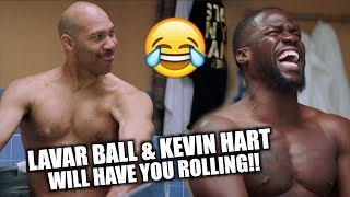 LAVAR BALL + KEVIN HART = 😂😂😭 | Cold As Balls Ep. 1 Preview