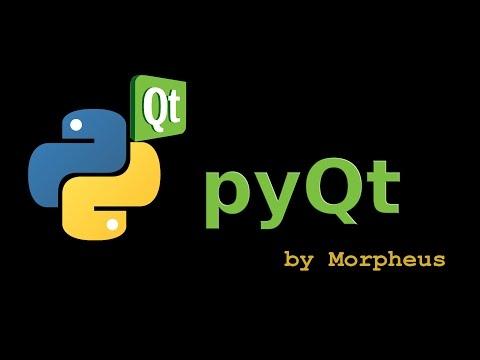 Python GUI Programmierung mit PyQT 5 #1 - Einleitung
