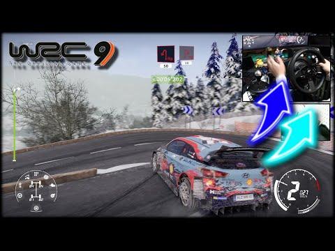 WRC 9 Hyundai