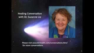 The Arcturians Message and Chakra Clearing on Healing Conversations with Dr. Suzanne Lie