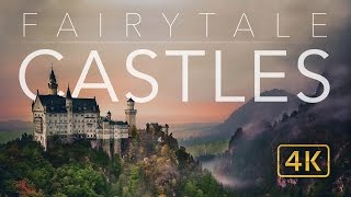 FAIRYTALE CASTLES 4K  // COMPILATION OF EUROPE'S BEST CASTLES & PALACES // AERIAL DRONE EARTH PORN(SUBSCRIBE TO WEWANNAGO TV: http://bit.ly/1FxiVp2 We're proud to present this Earth Porn compilation of Europe's most beautiful fairy tale castles and ..., 2016-06-23T16:58:09.000Z)