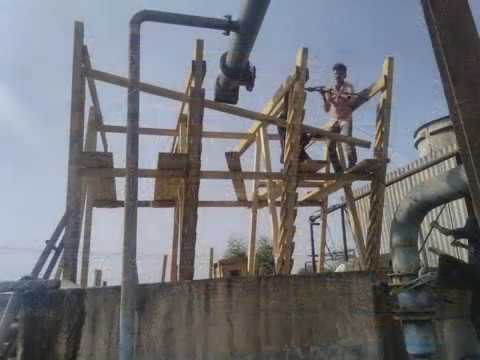 Timber Cooling Tower Maintenance | Wooden Cooling Tower Maintenance