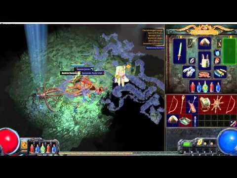 Path of Exile Hard Nerd Cafe Pt5
