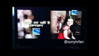 Chanchan Sony Sanaya Irani Promo 1 New Tune