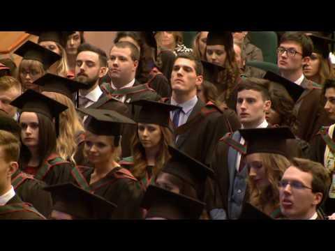 RCSI Masters Degree Conferring Ceremony - 17/11/16
