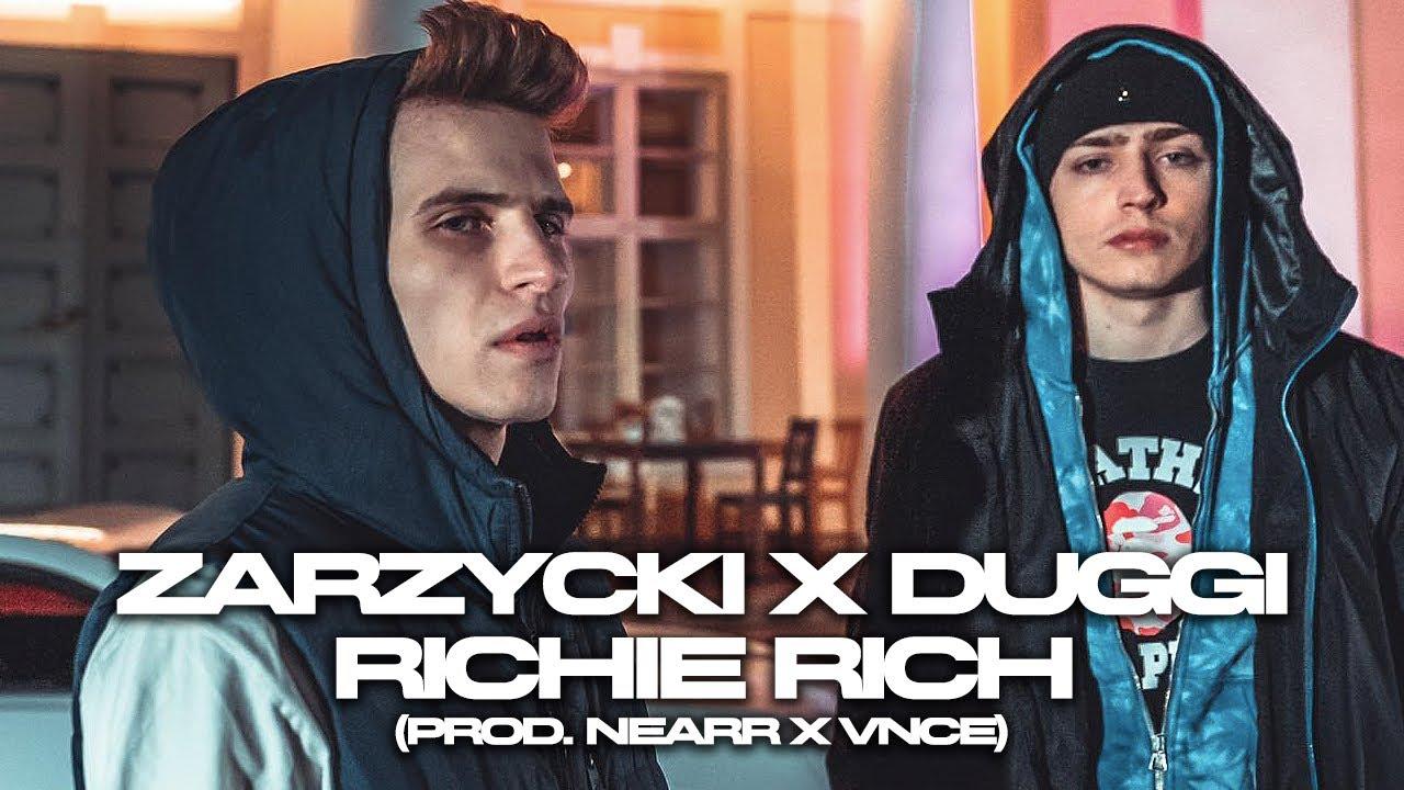 Zarzycki x Duggi - Richie Rich (prod. Nearr x vnce)