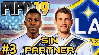 FIFA 19 LA GALAXY Modo Carrera #3   RAMIRES EL DESAPARECIDO   SIN PARTNER