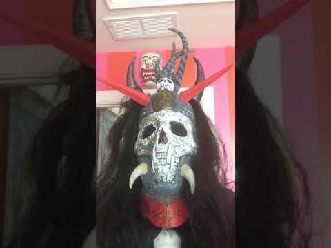 Mastodon Emperor Mask  Available Now!