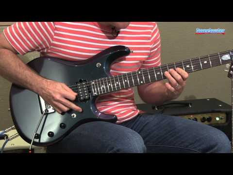 Music Man John Petrucci 6 Electric Guitar Demo - Sweetwater Sound