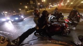 Мото клип август 2016 ! Друзья! лето! мотоциклы!