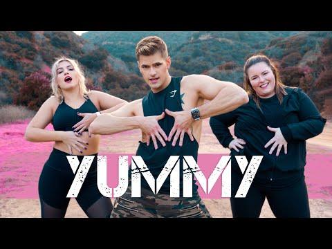 Yummy   Justin Bieber   Caleb Marshall   Dance Workout