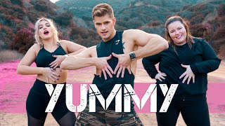 Download lagu Yummy - Justin Bieber | Caleb Marshall | Dance Workout