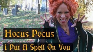 ~ I Put A Spell On You ~ music video (Disney - Hocus Pocus)