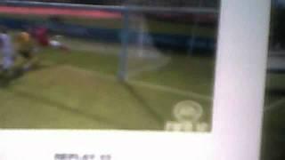 ЛУЧШИЙ ЗАЩИТНИК (FIFA 12)(игрок спартака спасает пустые ворота от гола в фифе 12., 2011-11-01T16:51:15.000Z)