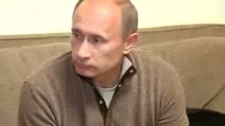 Путин вместе с супругой  принял участие во Всероссийской переписи населения