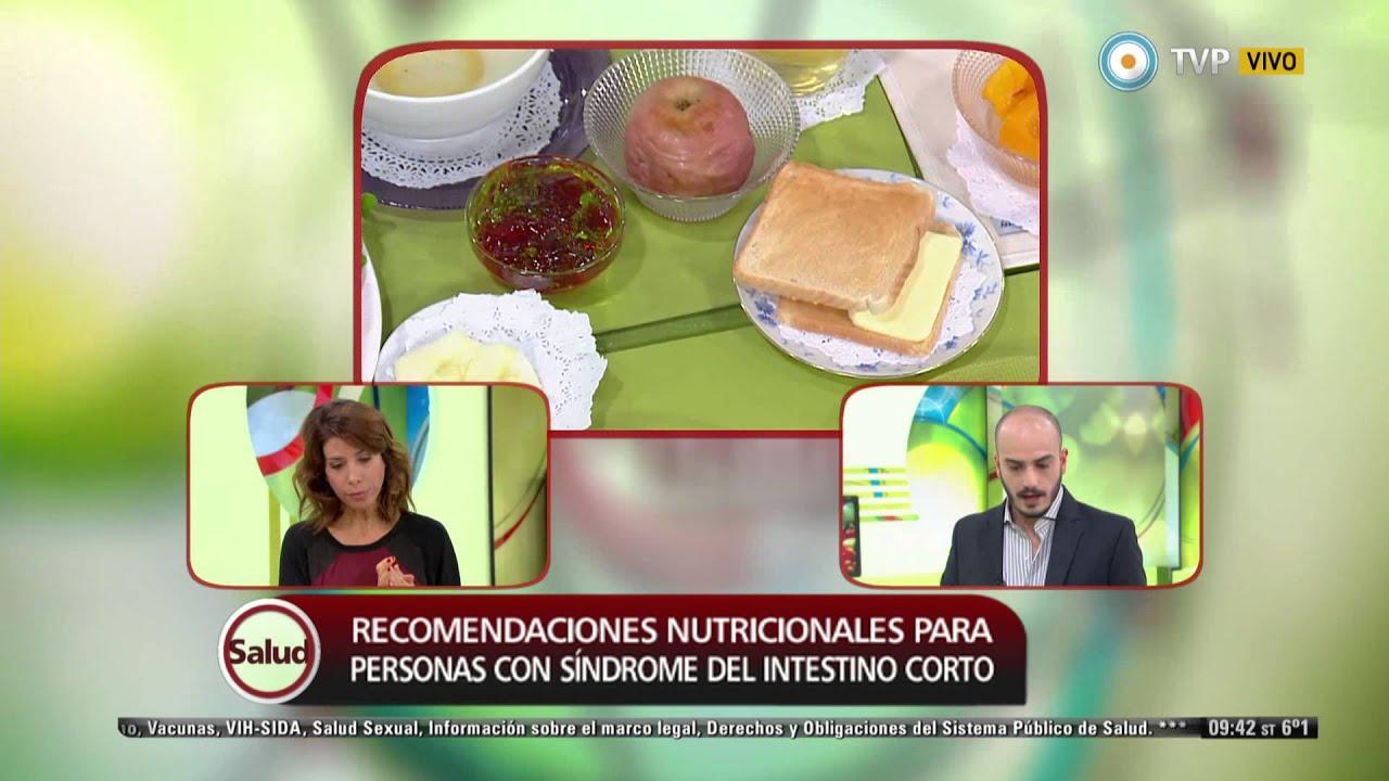 síndrome de intestino corto manejo nutricional de la diabetes