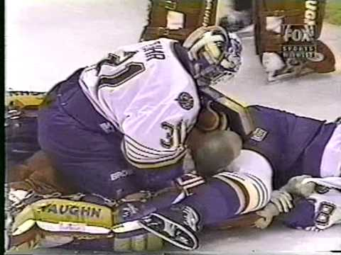 Detroit Red Wings vs St. Louis Blues Brawl 1997
