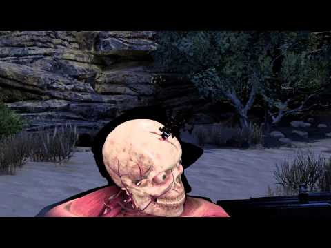 Sniper Elite 3 - killcam - Headshot - Montage