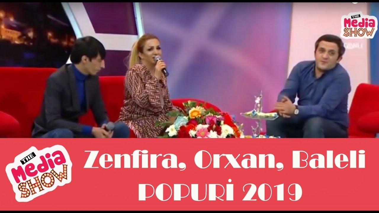 Zenfira Ibrahimova Orxan Lokbatanli Baleli Mastagali Super Canli
