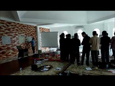 Creative Problem Solving Jakarta Islamic Boys Boarding School