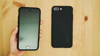 Spigen Liquid Air  iPhone 7 ve 7 Plus teleon kılıfı 2017 Video