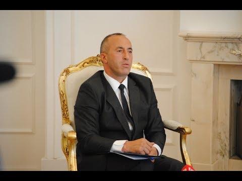 Ramush Haradinaj kthen sytë nga nëna dhe ka një thirrje për ...