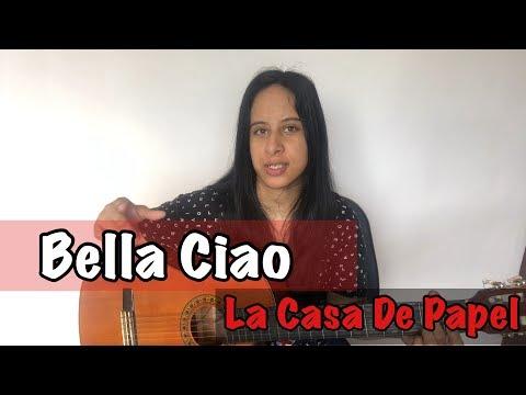 Como tocar Bella Ciao De La Casa De Papel