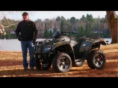 ATV Test Ride: 2012 Arctic Cat 700 EFI
