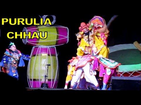 (HD) Purulia Chhau || Story- King ...