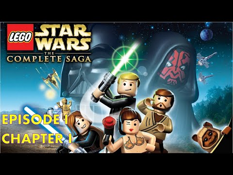 Classic Completes: Lego Star Wars The Complete Saga - Part #1  