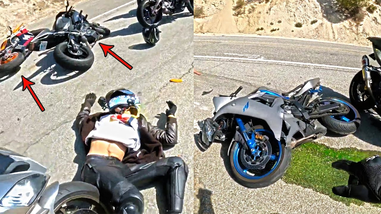 Download How To NOT Ride - Crazy Motorcycle Moments - Ep. 268